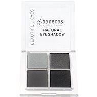 BENECOS BIO Eyeshadow Smokey Eyes 8 g - Szemfesték paletta