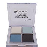 BENECOS BIO Eyeshadow True Blue 8 g - Szemfesték paletta