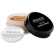 BENECOS BIO Natural Mineral Powder Medium Beige, 10 gramm - Púder