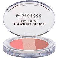 BENECOS BIO Natural Powder Blush Trio 5 gramm - Arcpirosító
