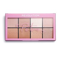 REVOLUTION x Petra XOXO Contour and Highlight 16 g - Kontúrozó paletta
