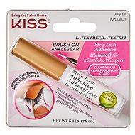 KISS 24 HR Strip Eyelash Adhesive - Clear - Szempilla ragasztó
