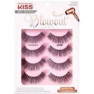 KISS Blowout Lash Multi Pack (4 pairs) - Pompadour - Ragasztható műszempilla