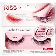 KISS Look So Natural Lash - Iconic - Ragasztható műszempilla