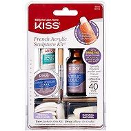 KISS French Acrylic Kit (Dual Injection) - Sminkkészlet