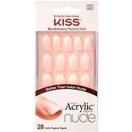 KISS Salon Acrylic Nude Nails - Graceful - Műköröm