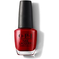 OPI Nail Lacquer An Affair in Red Square 15 ml - Körömlakk
