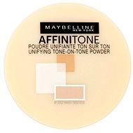 MAYBELLINE NEW YORK Affinitone powder 17 Rose Beige - Púder