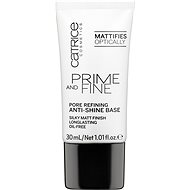 CATRICE Prime And Fine Pore Refining Anti-Shine Base 30 ml - Alapozó