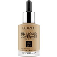 CATRICE HD Liquid Coverage Foundation 060 30 ml - Alapozó