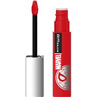 MAYBELLINE NEW YORK SuperStay Matte Ink Marvel x Maybelline Collection 120 Pioneer 5 ml - Rúzs