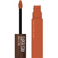 MAYBELLINE NEW YORK SuperStay Matte Ink Coffee Edition 265 CARAMEL COLLECTOR 5 ml - Rúzs