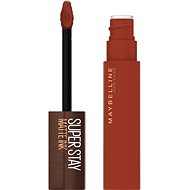MAYBELLINE NEW YORK SuperStay Matte Ink Coffee Edition 270 COCOA CONNOISSEUR 5 ml - Rúzs