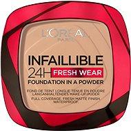 ĽORÉAL PARIS Infaillible 24H Fresh Wear Foundation 120 Vanilla 9 g - Alapozó