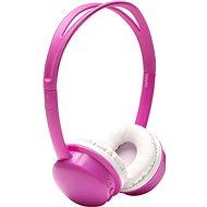 Denver BTH-150, rózsaszín - Fej-/fülhallgató