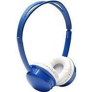 Denver BTH-150, kék - Fej-/fülhallgató