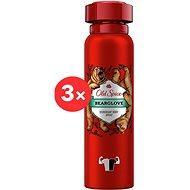 OLD SPICE Bearglove 3 × 150 ml - Férfi dezodor