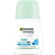GARNIER Mineral Pure Active Antibacterial Roll-On Antiperspirant 50 ml