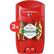 OLD SPICE Bearglove 3 × 50 ml - Férfi dezodor