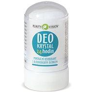 PURITY VISION Deocrystal 60 g - Dezodor