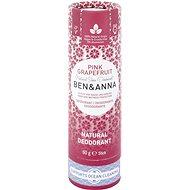 BEN&ANNA Deo Pink Grapefruit 60 g - Dezodor