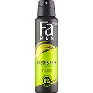 FA Men Fresh & Free Mint & Bergamot 150 ml - Férfi dezodor