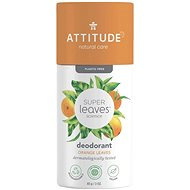 ATTITUDE Super Leaves Deodorant Orange Leaves 85 g - Dezodor