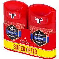 OLD SPICE Captain deo pack 2× 50 ml