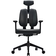 3DE DUOrest Butterfly - sötétszürke - Irodai szék