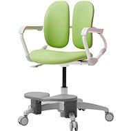 3DE Duorest Milky zöld lábtartóval - Gyerekszék