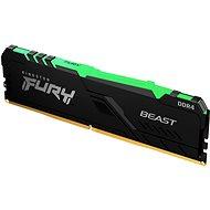 Kingston FURY 8GB DDR4 2666MHz CL16 Beast RGB