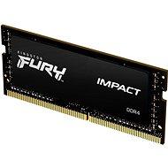 Kingston FURY SO-DIMM 8GB DDR4 2666MHz CL15 Impact - RAM memória