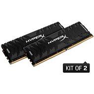 Rendszermemória HyperX 64GB KIT DDR4 3600MHz CL18 Predator