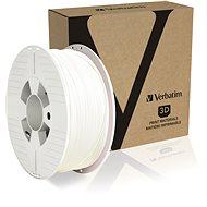 Verbatim PLA 1,75 mm 1 kg fehér - 3D nyomtatószál