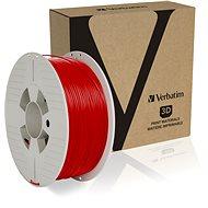 Verbatim PLA 1,75 mm 1 kg piros - 3D nyomtató szál