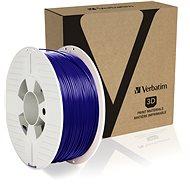 Verbatim PLA 1,75 mm 1 kg kék - 3D nyomtató szál