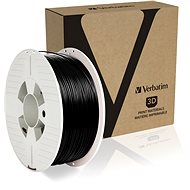 Verbatim PET-G 1.75mm 1kg, fekete - 3D nyomtató szál