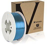 Verbatim PET-G 1.75mm 1kg, átlátszó kék - 3D nyomtatószál
