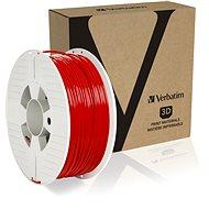 Verbatim PET-G 2.85mm 1kg, piros - 3D nyomtatószál