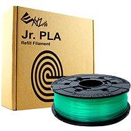 XYZprinting Junior PLA 600 g 1,75 mm-es átlátszó zöld - 3D nyomtató szál