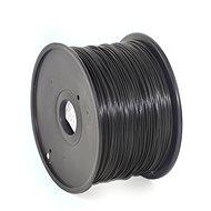 Gembird Filament ABS fekete - 3D nyomtató szál