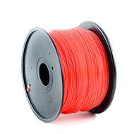 3D nyomtatószál Gembird Filament ABS piros - Filament