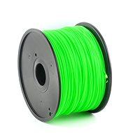 3D nyomtatószál Gembird Filament ABS zöld - Filament