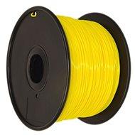 Gembird Filament ABS sárga - 3D nyomtatószál