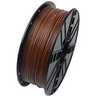 Gembird Filament PLA, barna - 3D nyomtatószál