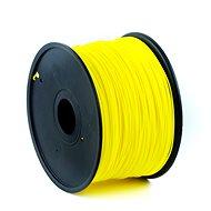 Gembird Filament PLA sárga - 3D nyomtató szál