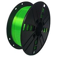 Gembird Filament PETG zöld - 3D nyomtató szál