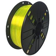 Gembird Filament PETG sárga - 3D nyomtatószál