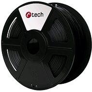 C-TECH Filament PLA fekete - 3D nyomtató szál