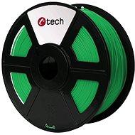 C-TECH Filament PLA zöld - 3D nyomtató szál